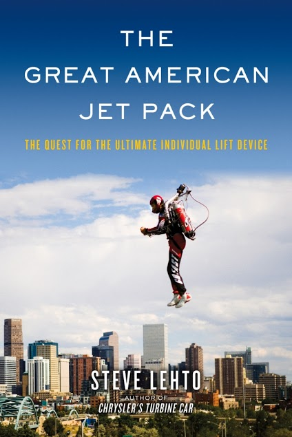 Great American Jet Pack cover