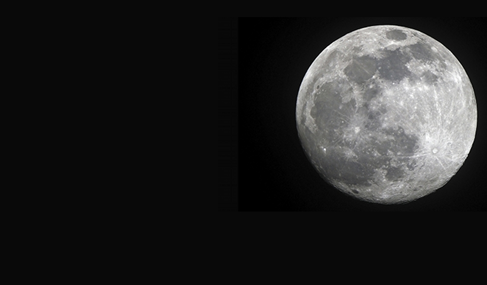 Image courtesy Shutterstock, moon