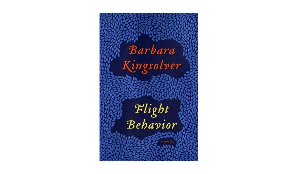 "Cover of ""Flight Behavior"" by Barbara Kingsolver"