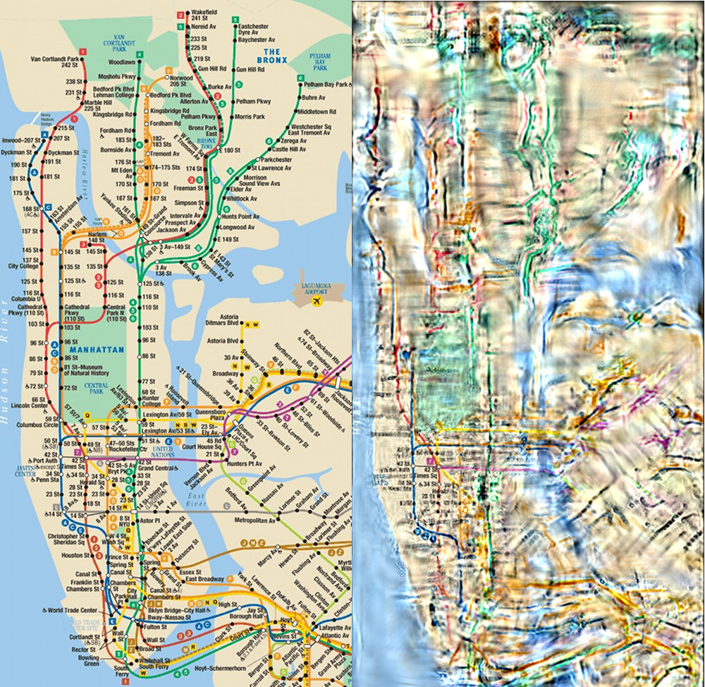 New York City Subway Map Design.Can Science Untangle Our Transit Maps Science Friday