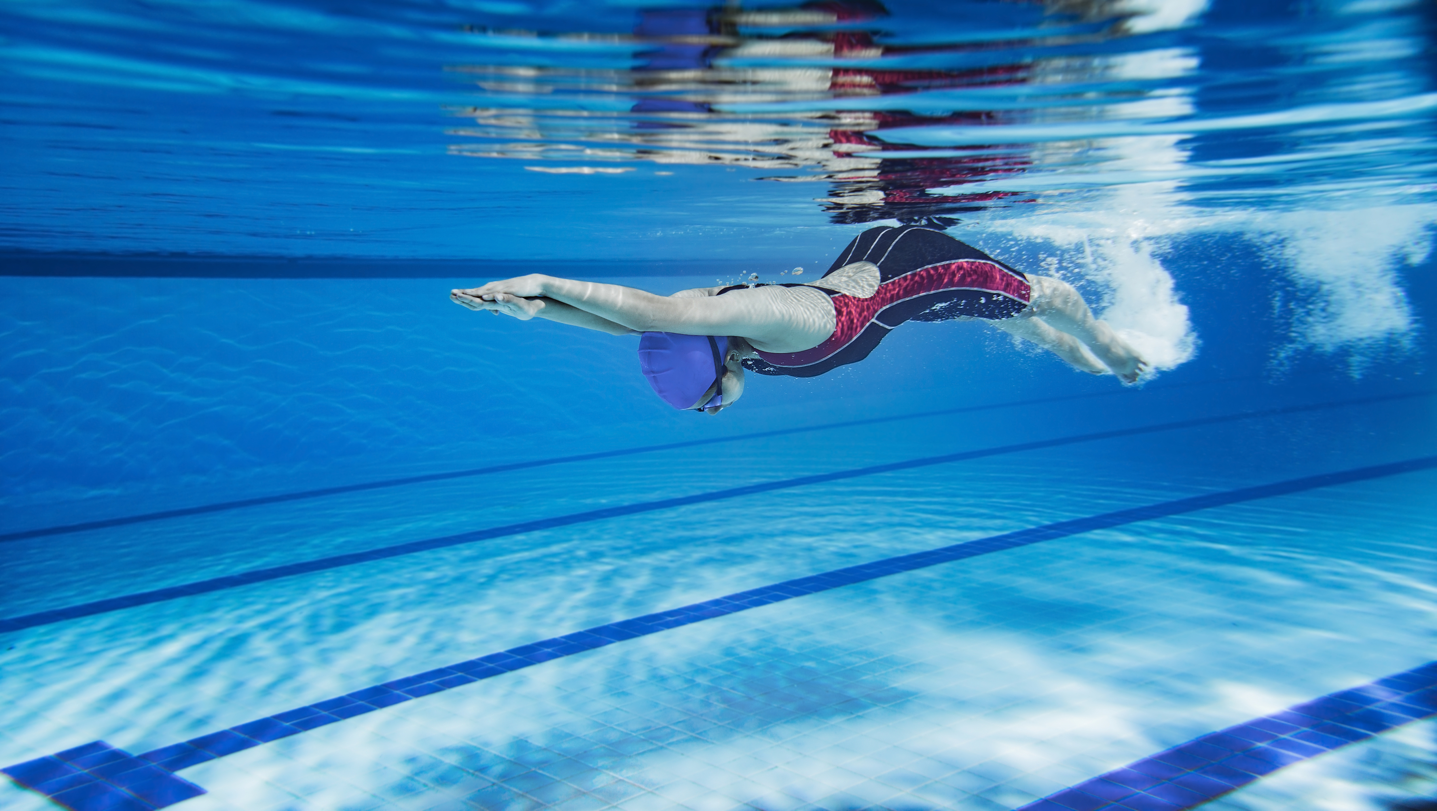 The Physics Of The Fastest Swim Strokes Science Friday