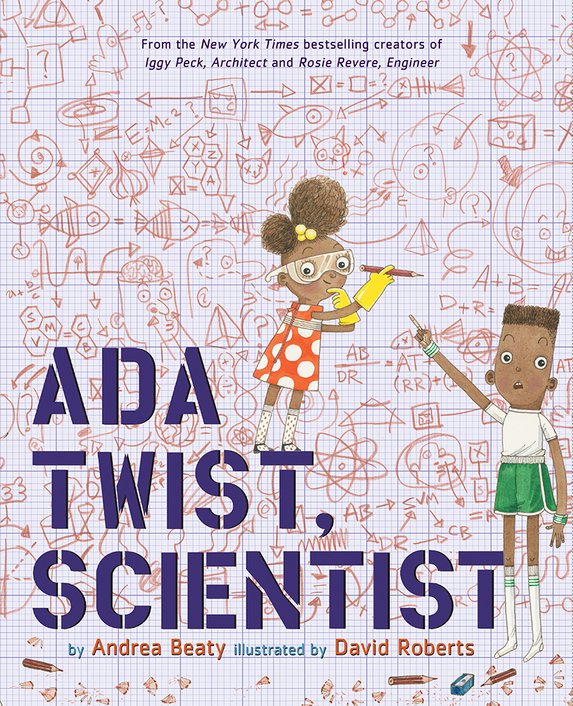 Ada Twist Scientist cover