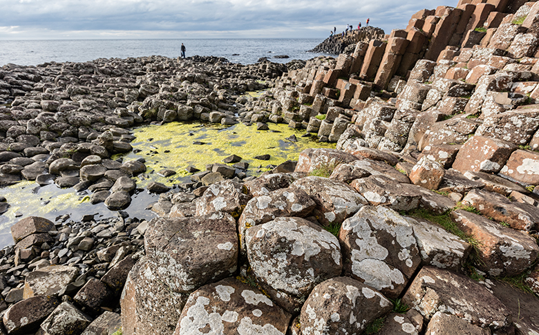 Giant's Causeway, Ireland from Shutterstock.