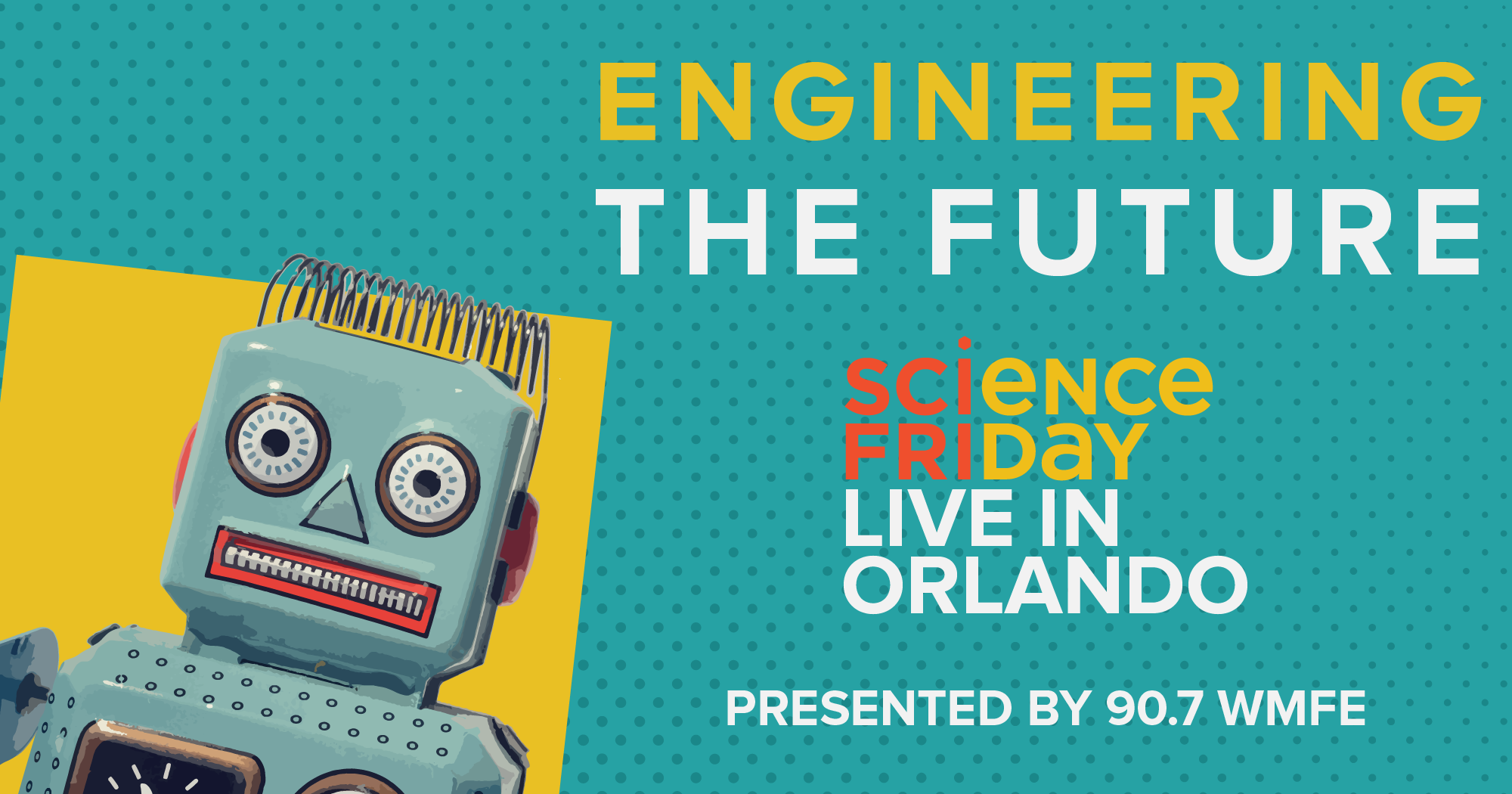 friday science orlando focused heads engineering tuesday future join march special night