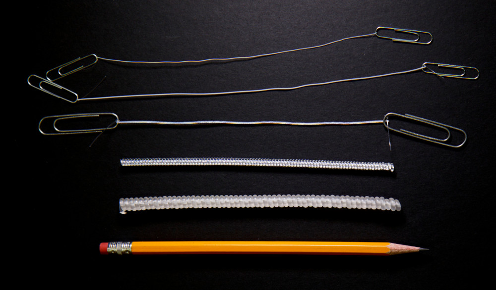How to Make an Artificial Muscle Out of Fishing Line ...