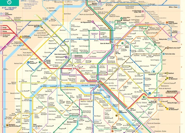 Dc Subway Map With Streets.Can Science Untangle Our Transit Maps Science Friday