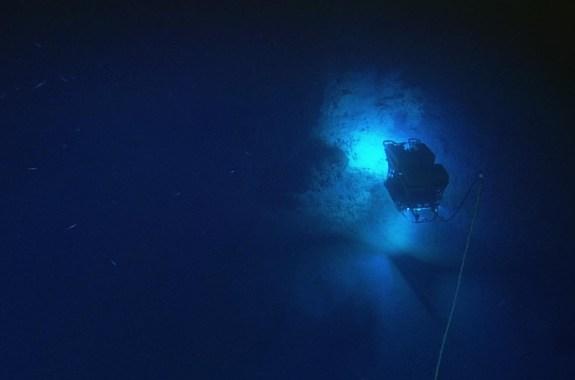 High Pressure in the Deep Ocean - Science Friday