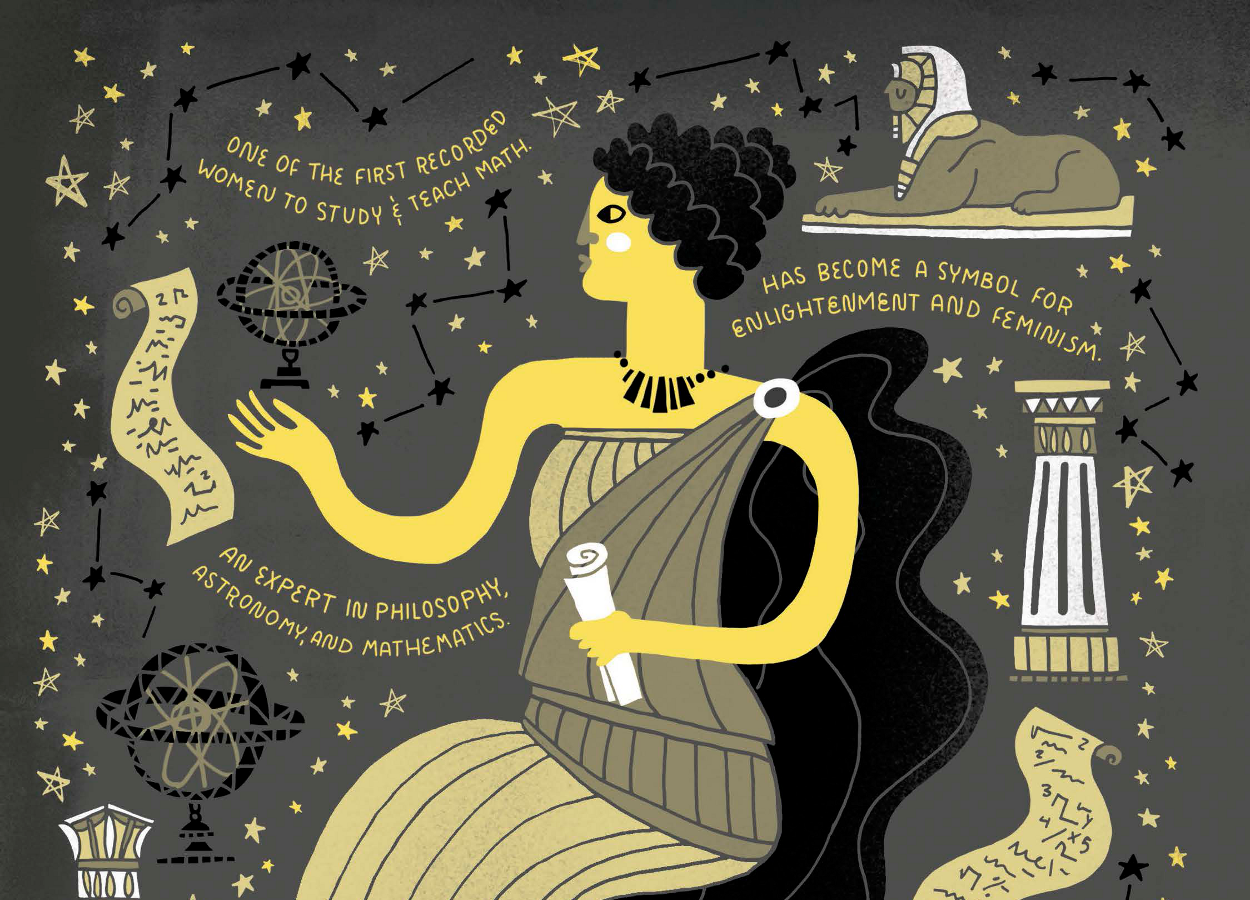 Women in Science: An Illustrated Who's Who - Science Friday