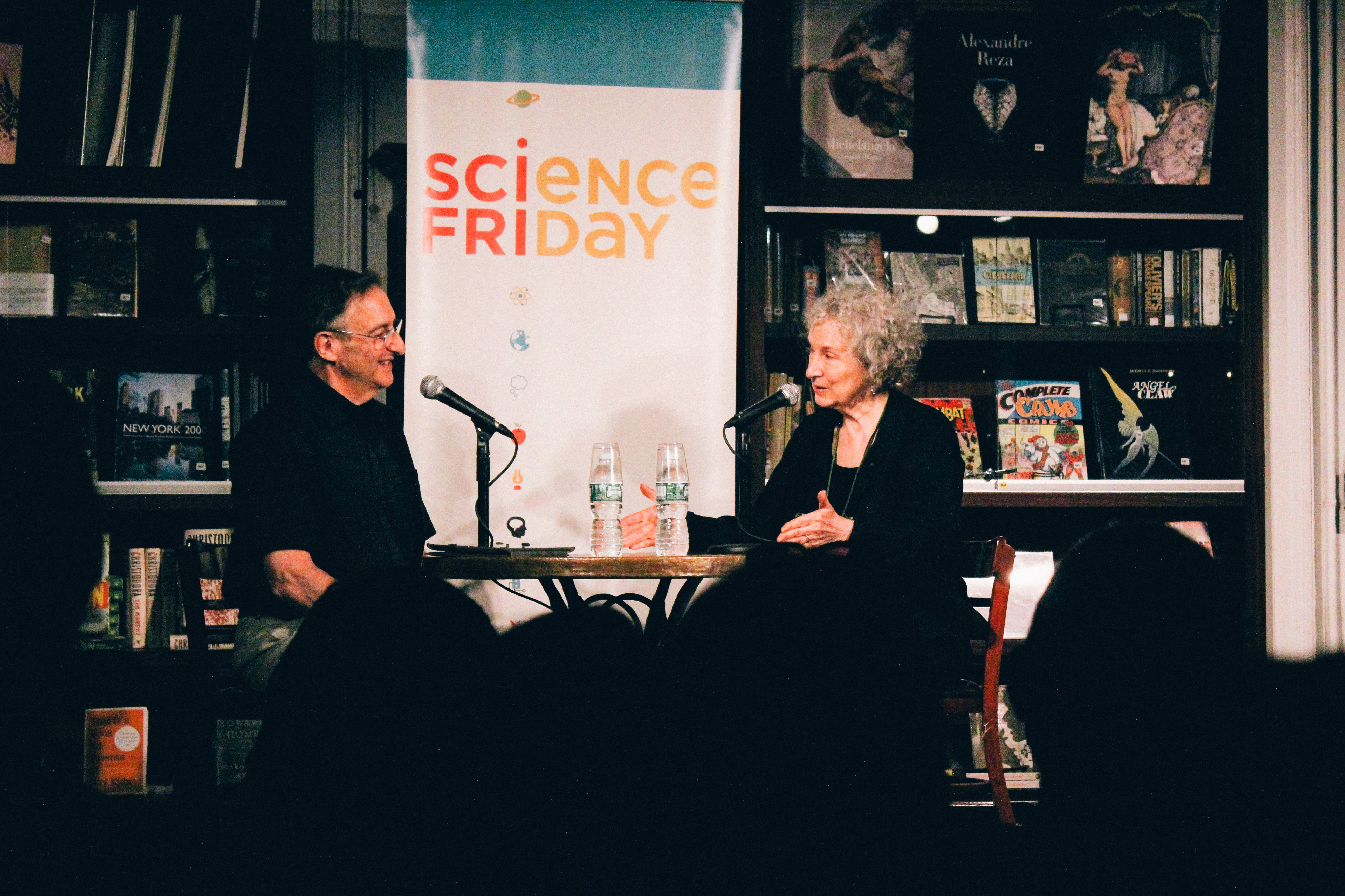 margaret atwood on dystopia crispr and oryx and crake  margaret atwood on dystopia crispr and oryx and crake