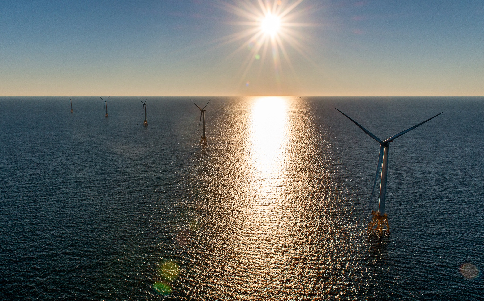 U.S. Wind Power Finally Gets Its Sea Legs - Science Friday