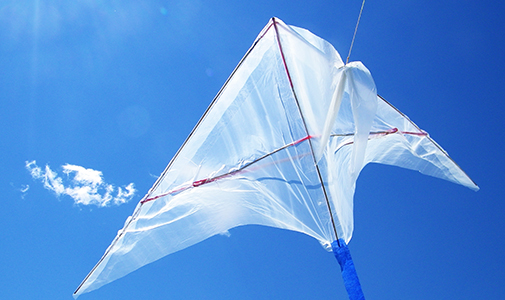 Make a kite with physics science friday make a kite with physics ccuart Image collections