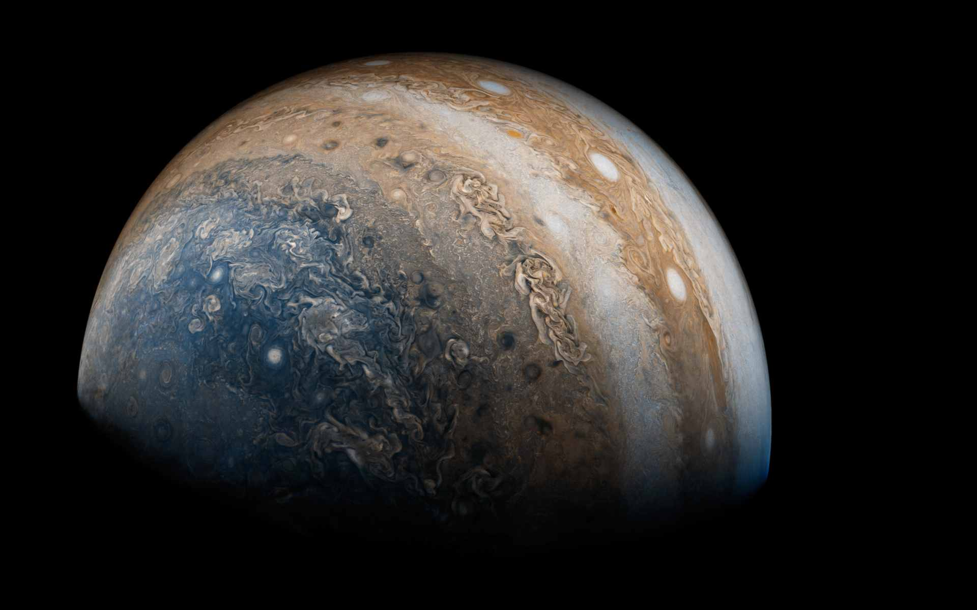 Jupiter Surprises In Its Closeup - Science Friday