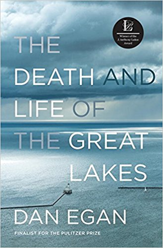 the death and life of great american lakes book cover