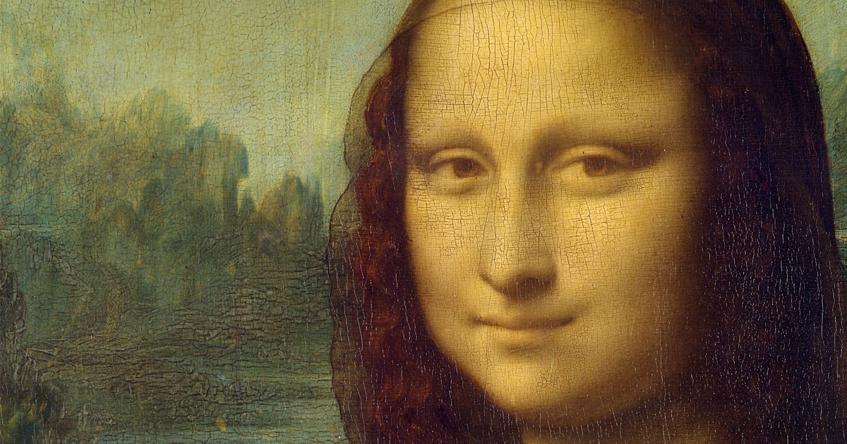 the secrets behind the eyes and smile of mona lisa