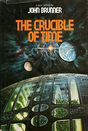 The crucible of time book cover