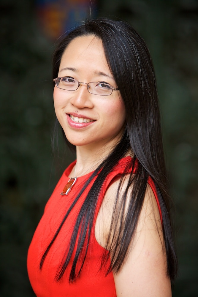 a portrait of eugenia cheng