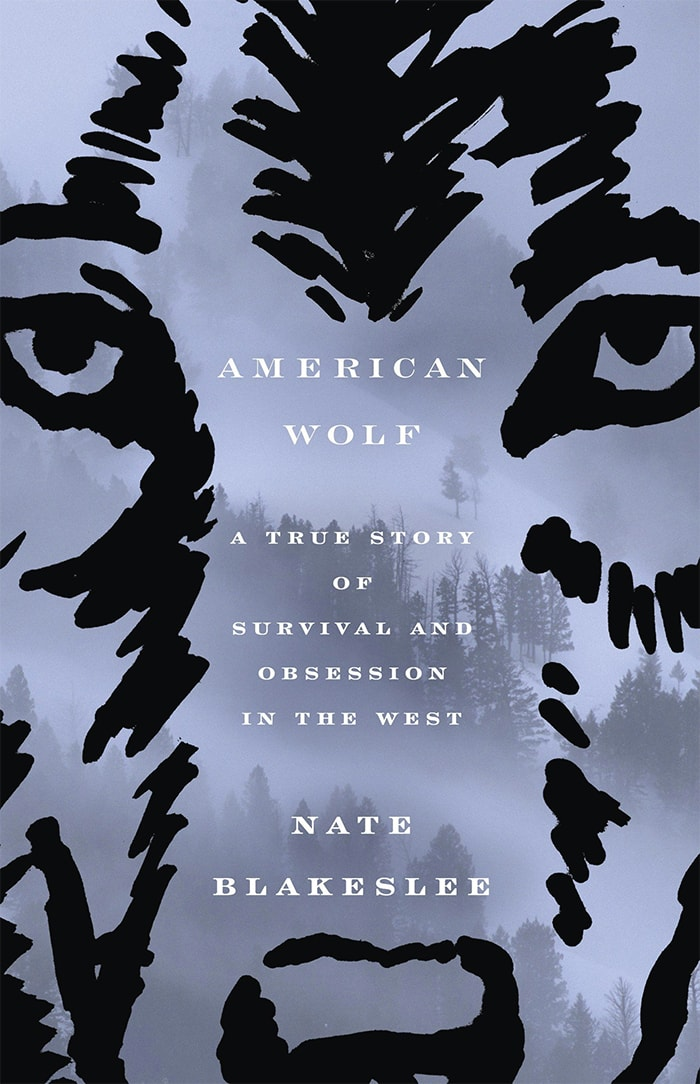American Wolf book cover