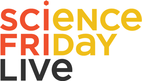 "graphic that says ""science friday live"""