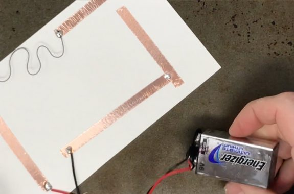 How To Make A Memory Wire Circuit