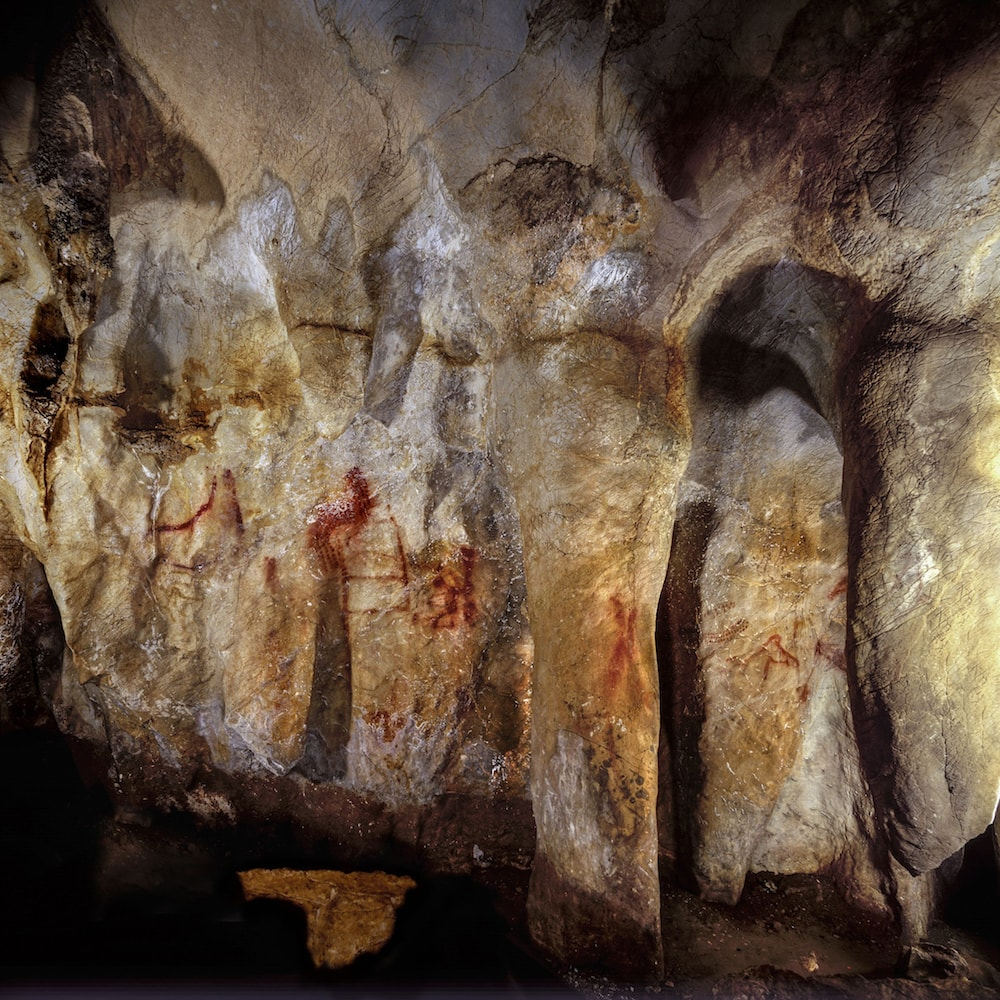 cave wall paintings