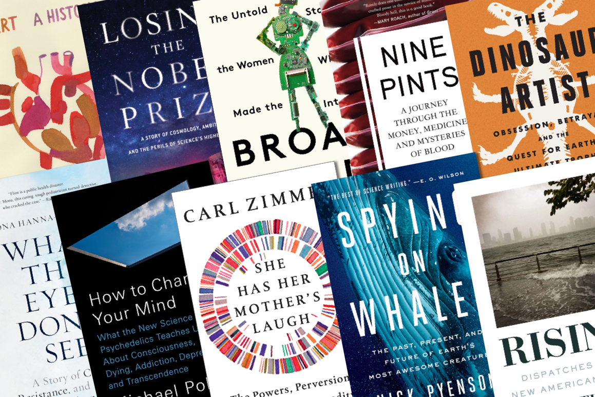The Best Science Books Of 2018