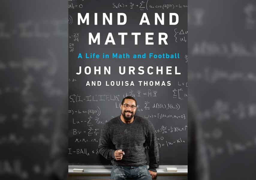 John Urschel Learns The 'Secret Code' Of Calculus