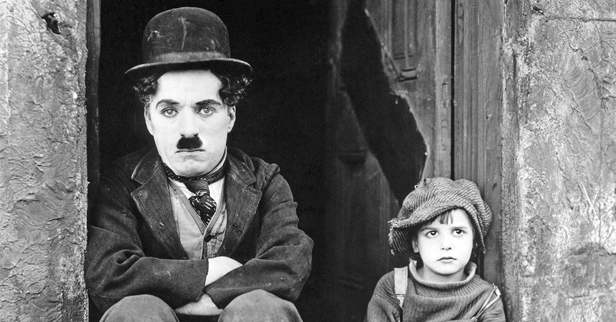 "Charlie Chaplin And The Changing Meaning Of ""Paternity"""