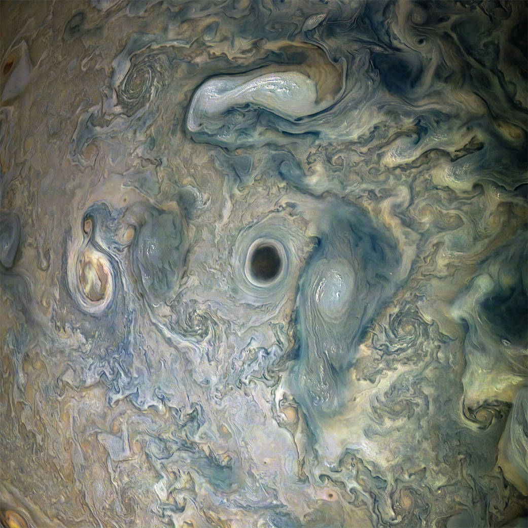 The Not-So-Great Red Spot
