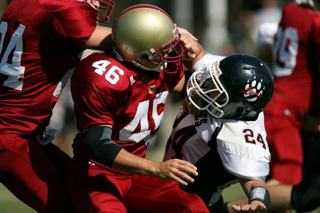 Repeated Head Hits Not Just Concussions >> Diving Headfirst Into Football Season With A New Look At