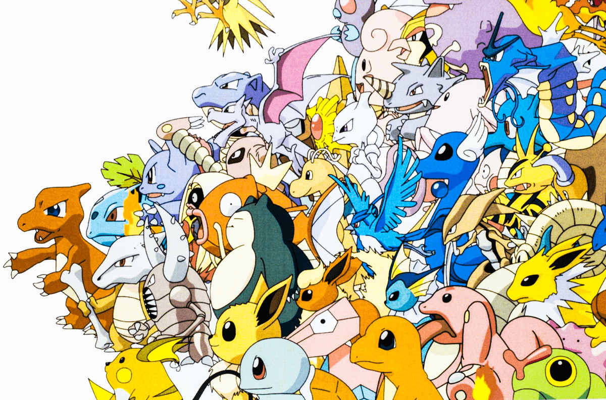 Exploring Your Brain's Pokémon Region