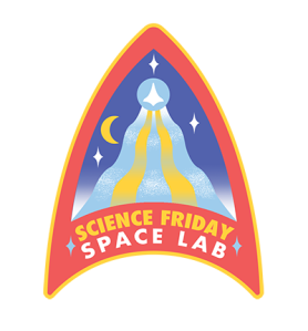 Science Friday Space Lab Logo
